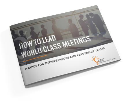 How to Lead World Class Meetings