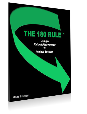 """Image of the book, """"The 180 Rule"""""""