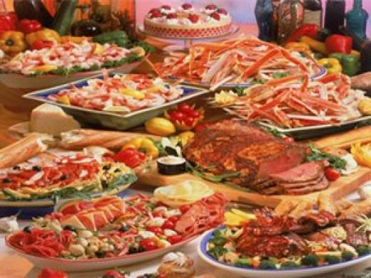 All You Can Eat Rock Buffet